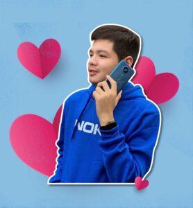 Nokia 2.4 and Nokia 3.4 VALENTINES DAY