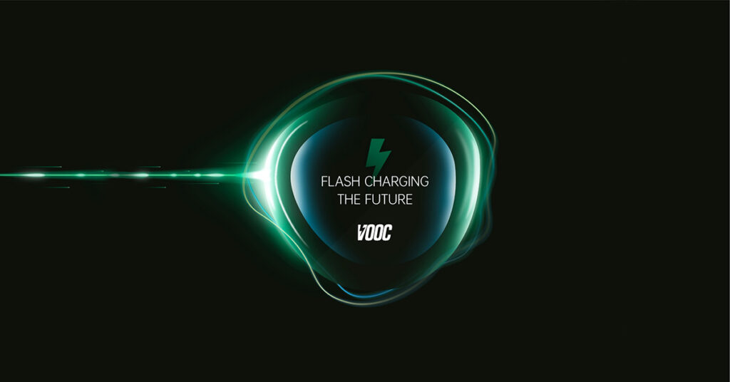 OPPO marks a new era in mobile charging technology