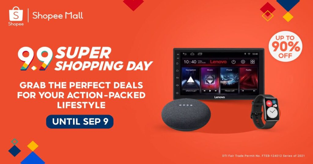 Grab the Perfect Deals for Every Dynamic, Action-Packed Lifestyle this 9.9 Super Shopping Day