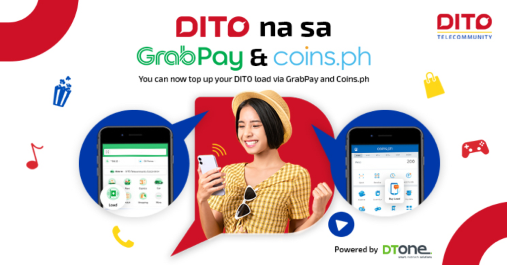 DT One and DITO partnership expands global airtime top-up to millions of Filipinos abroad and at home