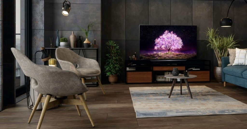 Experience LG's award winning OLED TV technology firsthand