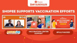 Vaccination Efforts Pave the Way for Economic Recovery with Shopee